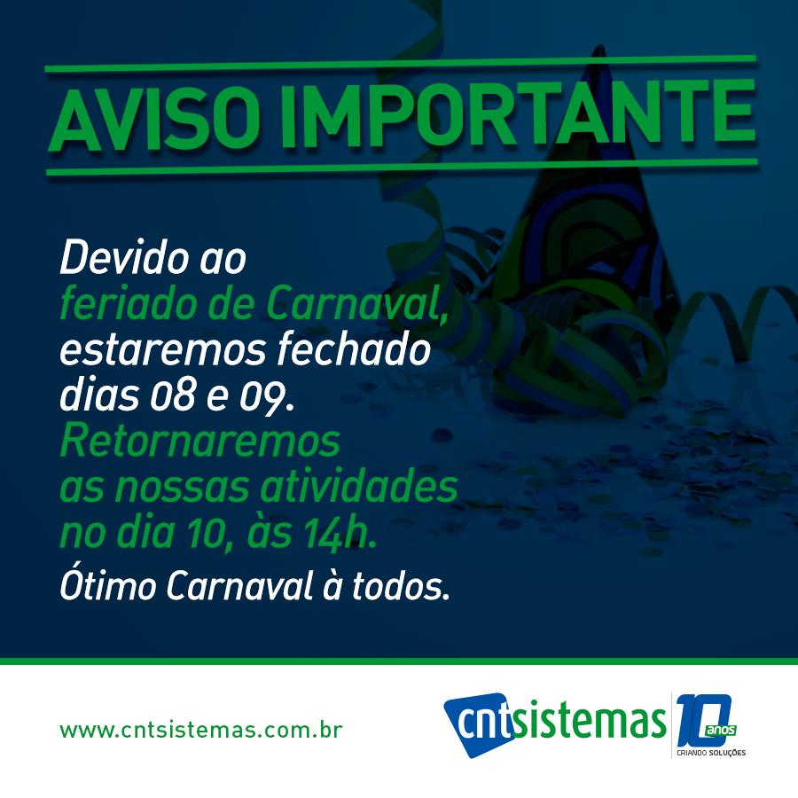 Otimo Carnaval a Todos!!